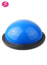 一梵塑身波速球升级橡胶拉力带金属扣 蓝色