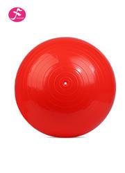 一梵瑜伽塑身球 健身球   大红