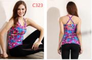 Parana瑜伽上衣 C323