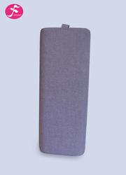 新瑜伽抱枕細膩無紡布63*24*14cm 紫色方形