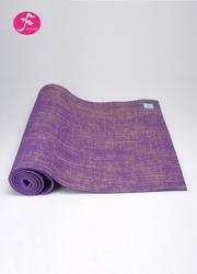麻质幻彩瑜伽垫  紫色 183*61*0.5CM