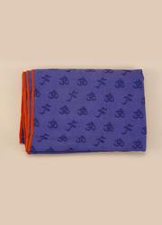 OM系列防滑铺巾  深紫色 183*63CM