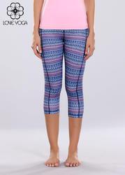 瑜伽裤 七分裤 K811S/M/L现货