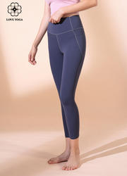 【K1033】一梵秋冬新款高彈裸感瑜伽運動褲