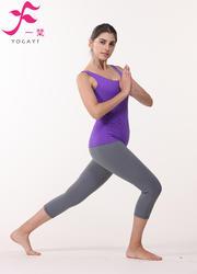 一梵瑜伽   清爽棉夏款套裝    J855