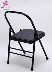 瑜伽椅 黑色 咖啡色     辅助工具     45*45*80CM