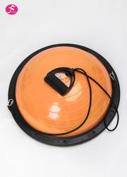 塑身波速球 桔色    直径58cm 充气高度为18-20cm