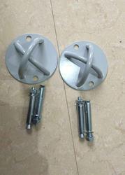 空中瑜伽设备 吸盘(2个孔)