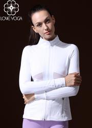 LOVE-YOGA瑜伽长袖 W426 瑜伽外套