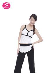 一梵瑜伽 环保棉系列 夏款 6316XL现货