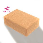 軟木瑜伽磚      22.5*15*7.5CM