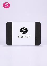 一梵高密度瑜伽砖(黑色)23*15*7.5CM