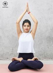 love-yoga瑜伽褲   K1040 藏藍色