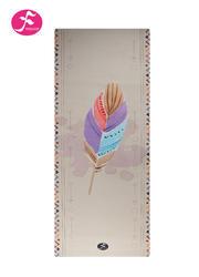 一梵新款1.5mm民族风情超薄垫 彩色鸿毛