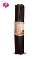 PVC高密度防滑瑜伽垫 黑色     183*61*0.6CM