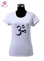13号款    白色        一梵短袖印花纯棉T恤