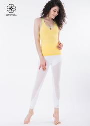 性感网纱显瘦长腿高腰收腹款(K856)