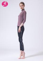 【J1147】一梵秋冬新款輕奢七分袖顯高顯瘦戶外運動套裝
