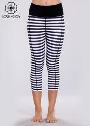 瑜伽裤 七分裤 K812S/M/L现货