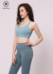 【Y865】优雅和高级女士内衣背心式运动BRA
