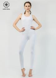 【L112】交叉美背連體服瑜伽休閑一體