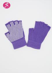 一梵新品防滑手套 淺紫色