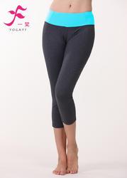 一梵瑜伽 清爽棉 J851单件瑜伽裤