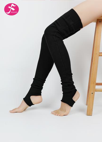 新品秋冬保暖瑜伽长袜三个颜色可选