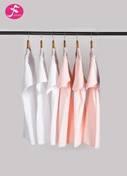 14号一梵定做馆服,团体服 现货烫画 白色