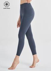 【K1098】经典简约瑜伽裤 深灰色