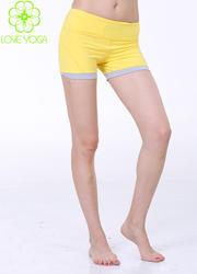 瑜伽短裤K712S/M/L现货