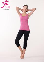 一梵瑜伽 清爽棉夏款套裝 J839