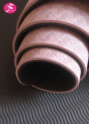183*65*0.6CM(咖啡色)防滑tpe加宽瑜伽垫