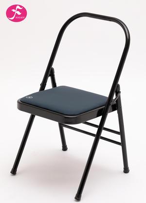 瑜伽椅 黑色     輔助工具     40*40*80CM