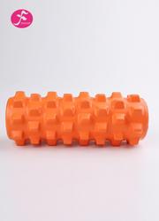 一梵辅助工具 小尺寸 瑜伽棒10*30CM 橙色