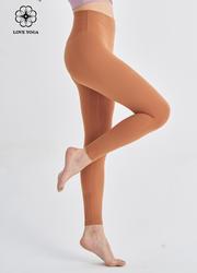 【活动款】K1101 经典版 祼感面料 茶褐色长裤