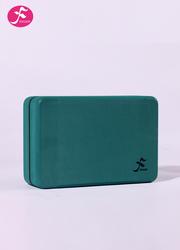 一梵高密度瑜伽磚(瓦綠色)23*15*7.5CM
