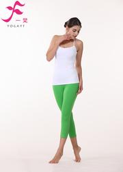 一梵瑜伽    清爽棉夏款套裝      J860