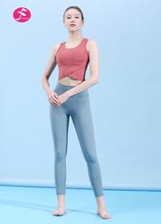 【J1177】一梵夏款新款個性露背設計套裝