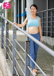 一梵孕婦裝微胖裝上衣YF0003