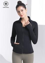 【W477】插肩袖無懼肩型,拇指扣設計