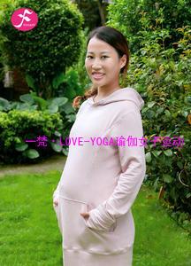 一梵孕妇装微胖装外罩YF005