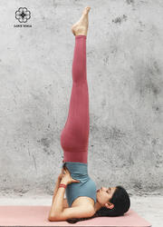 love-yoga瑜伽褲   K1052