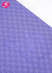 183*67*0.6CM(淺紫色)防滑tpe加寬瑜伽墊