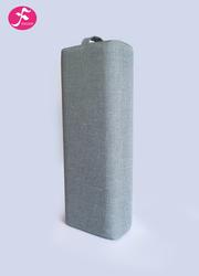 竞技宝官网测速方形抱枕细腻无纺布63*24*14cm 灰色方形