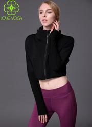 LOVE-YOGA瑜伽长袖上衣  W423