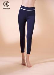 【K1030】秋冬新款时尚拼接修身瑜伽运动裤