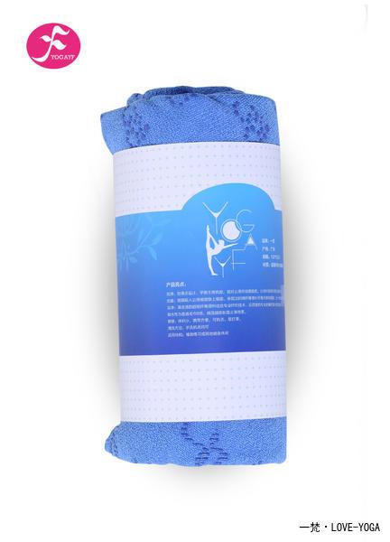 OM系列防滑铺巾 带垫子套头   深蓝   183*63CM
