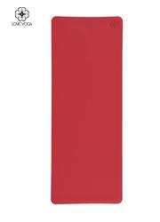 天然橡胶PU瑜伽垫 (大红)   185*68*0.45CM