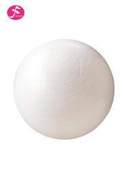 一梵瑜伽塑身球磨砂 健身球 白色(次品)